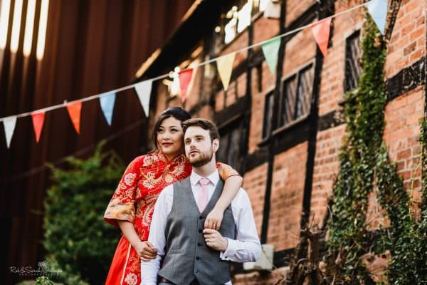 Small wedding photographer in the Midlands