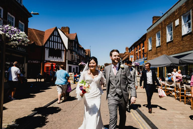 Wedding photography for intimate weddings