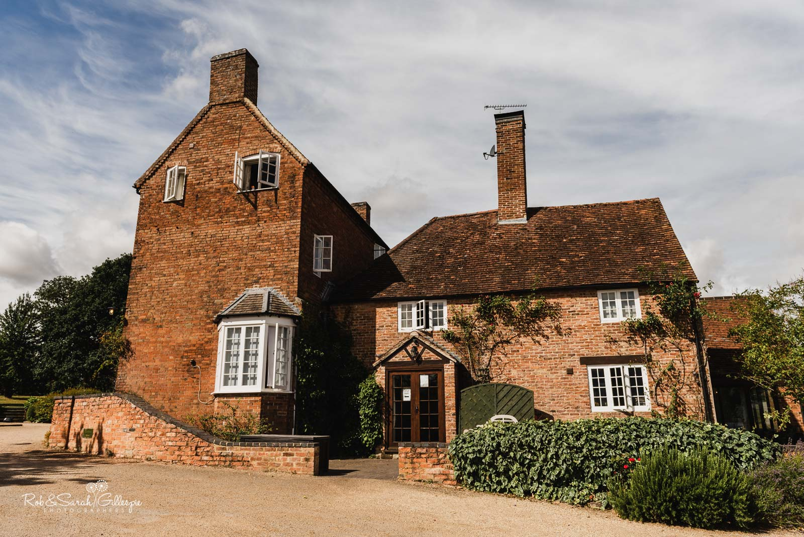 Warwickshire wedding venue Wethele Manor