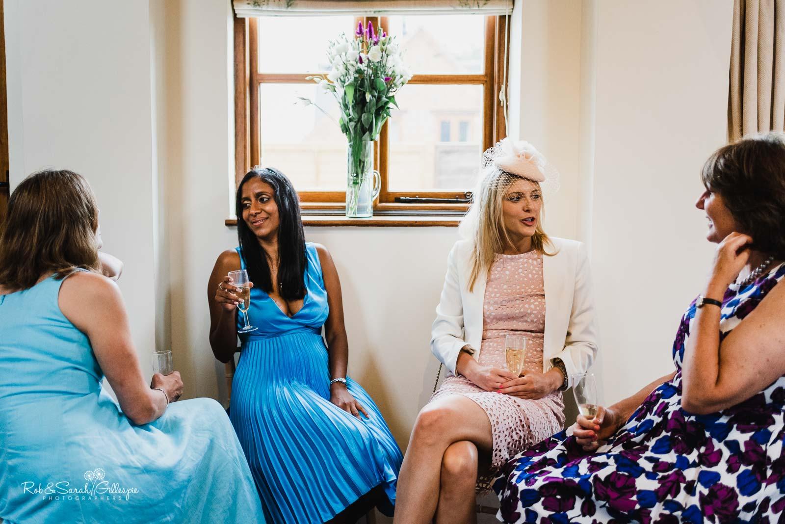 Natural wedding photography at Wethele Manor
