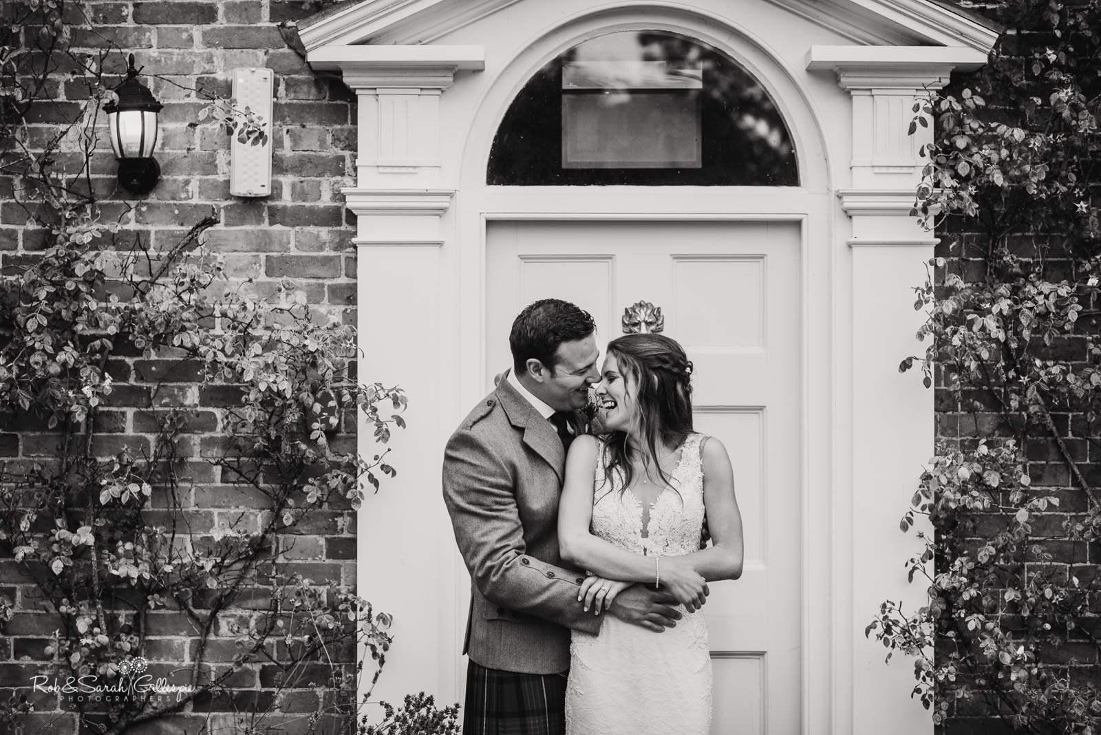 Natural and relaxed couple portraits at Wethele Manor