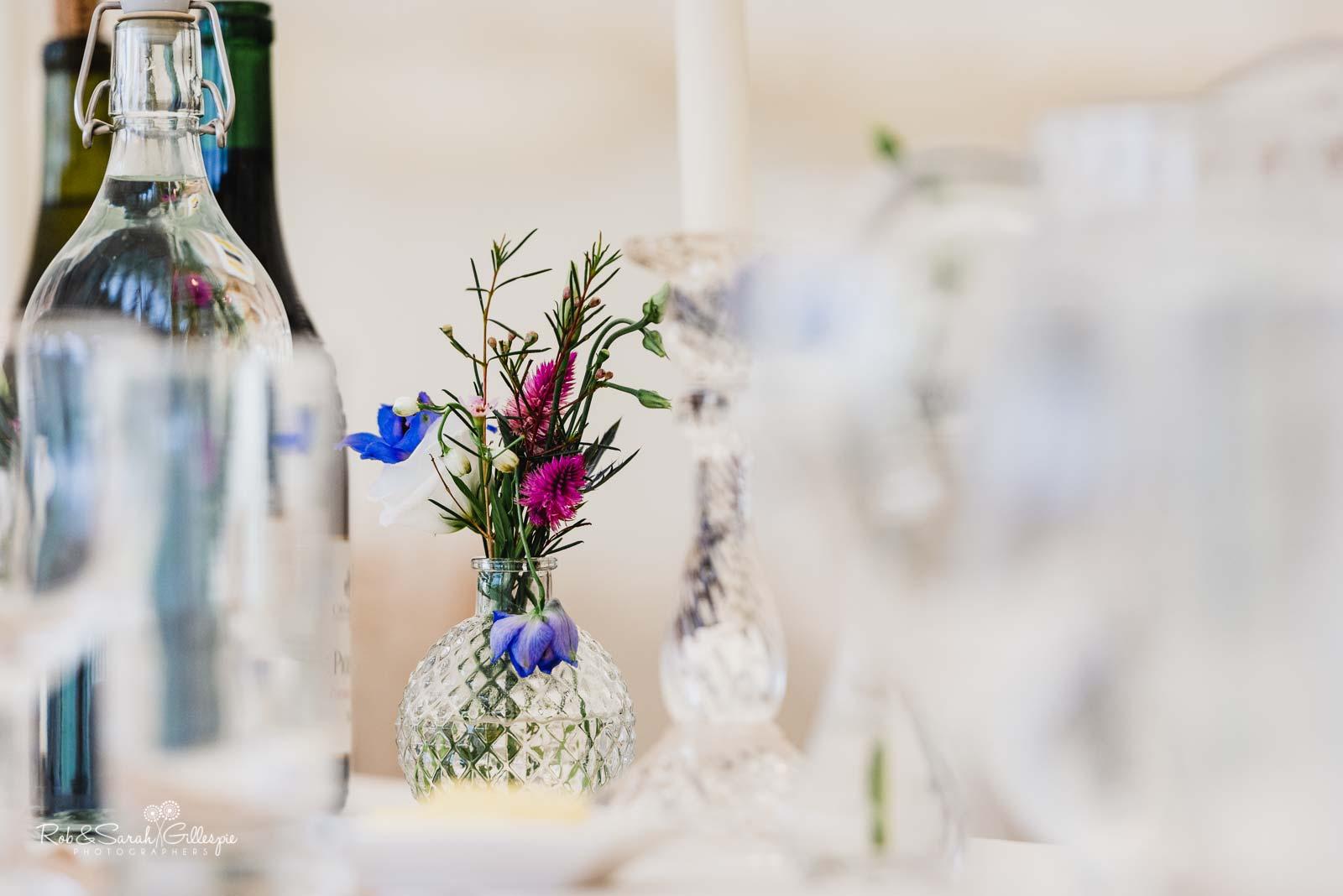 Details at Wethele Manor wedding