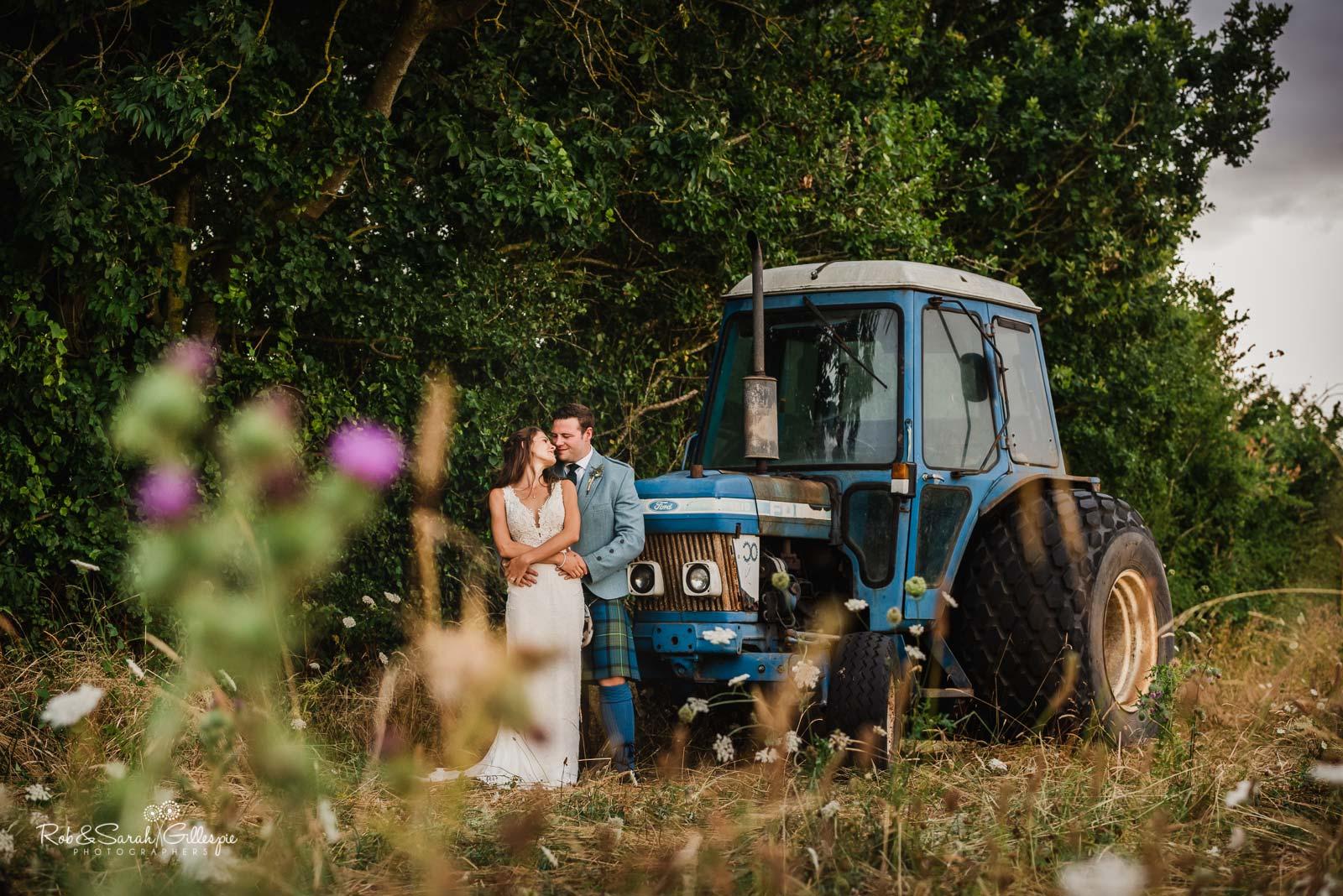 Natural couple photos at Wethele Manor wedding