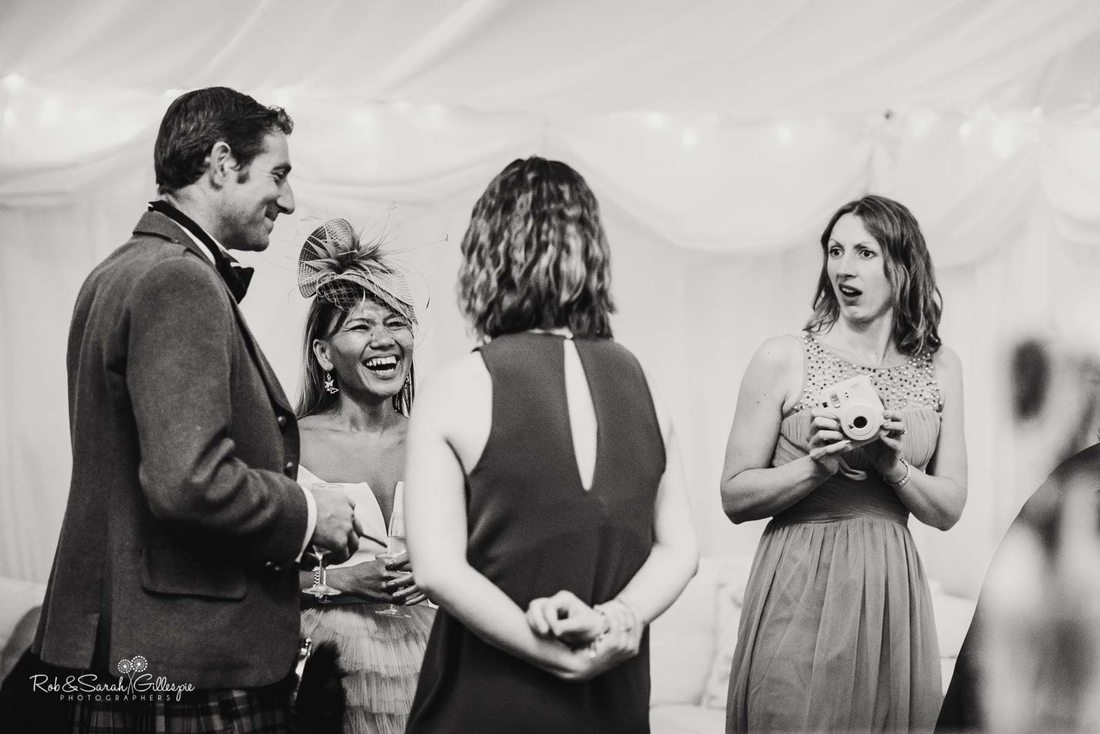 Natural and candid wedding photography at Wethele Manor