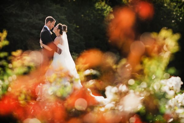 Natural wedding photography at Delbury Hall & St Peters Church