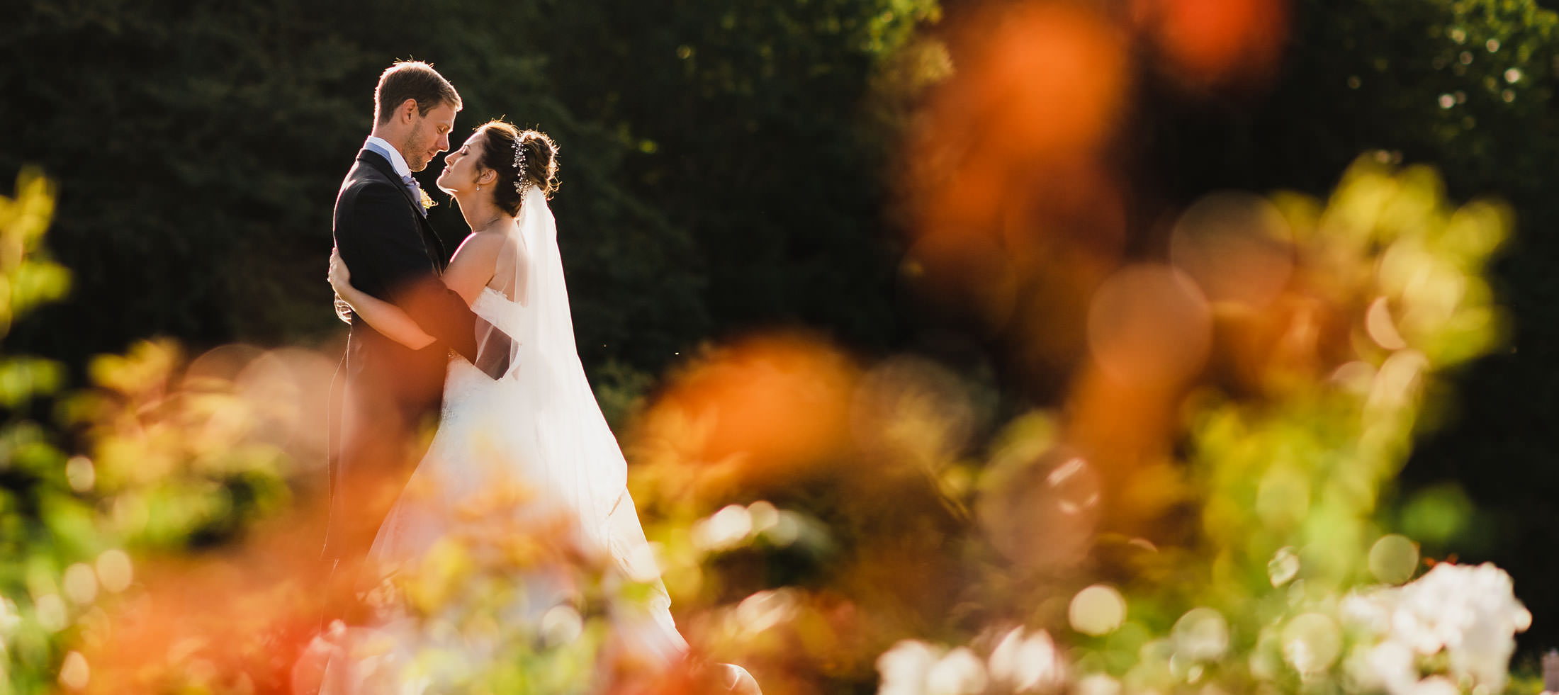 Featured wedding on our blog