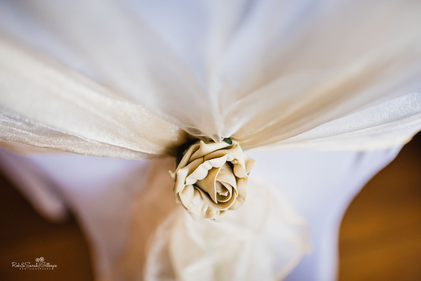 Pendrell Hall Wedding Table Details