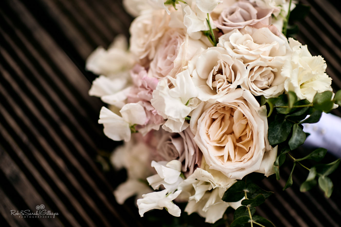 Bridal bouquet by AVA Event Styling