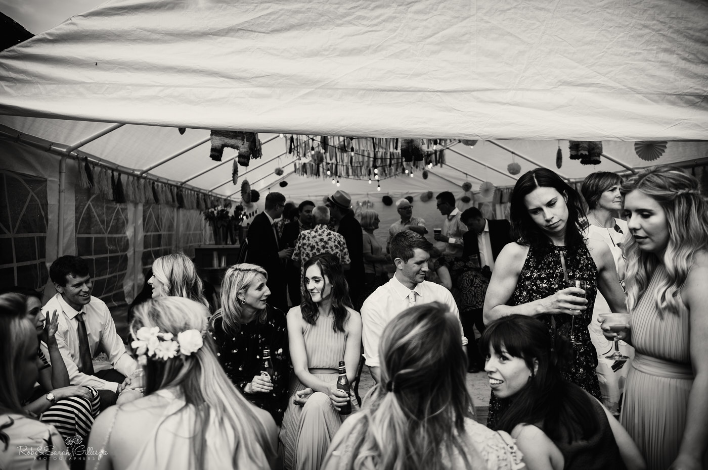 Wedding at Belbroughton village hall in Worcestershire
