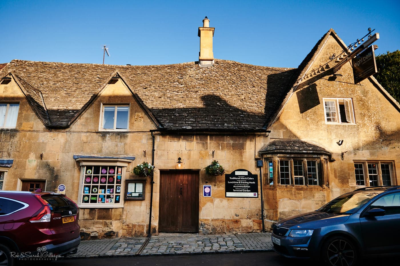Eight Bells inn in Chipping Campden