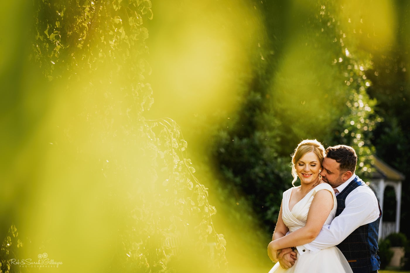 Wedding photography at Pendrell Hall in Staffordshire