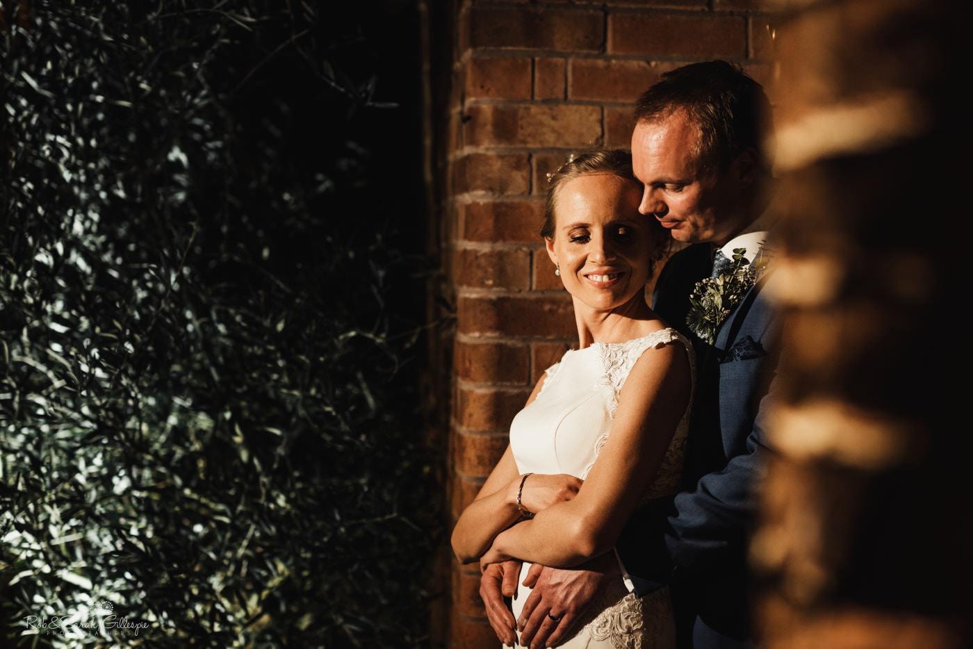 Wedding at Swallows Nest Barn in Warwickshire