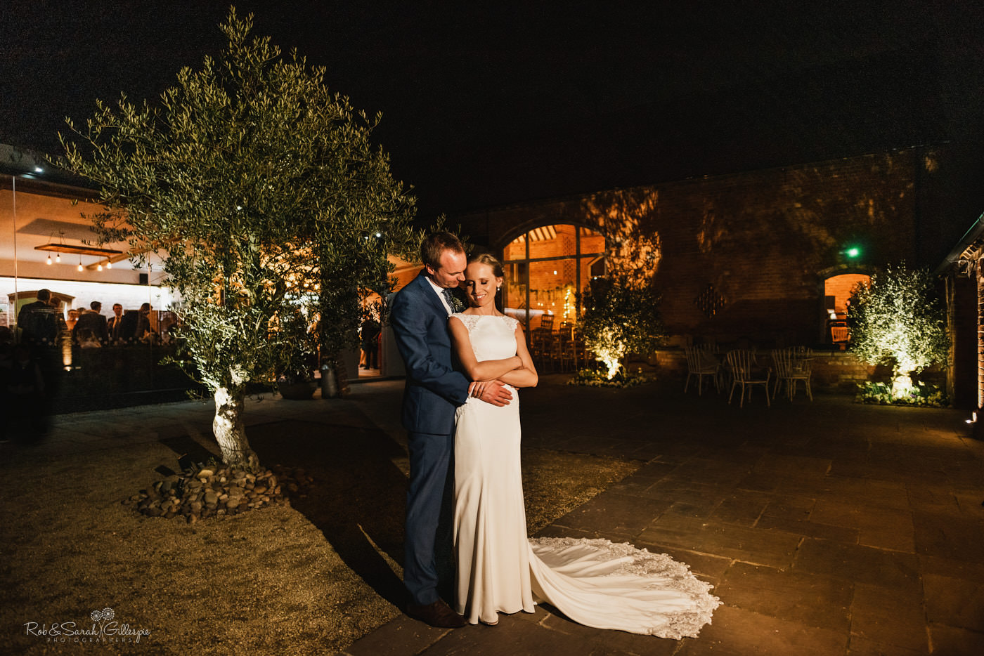 Beautiful wedding photography at Swallows Nest Barn in Warwickshire