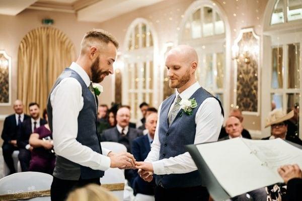 Moor Hall Hotel wedding