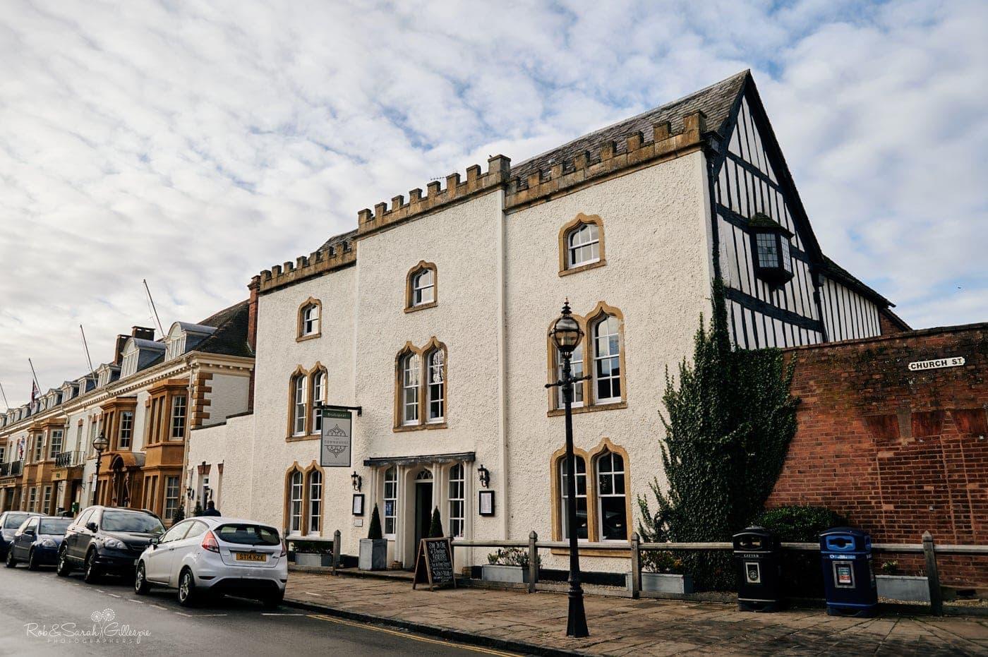 The Townhouse Hotel in Stratford-upon-Avon, Warwickshire