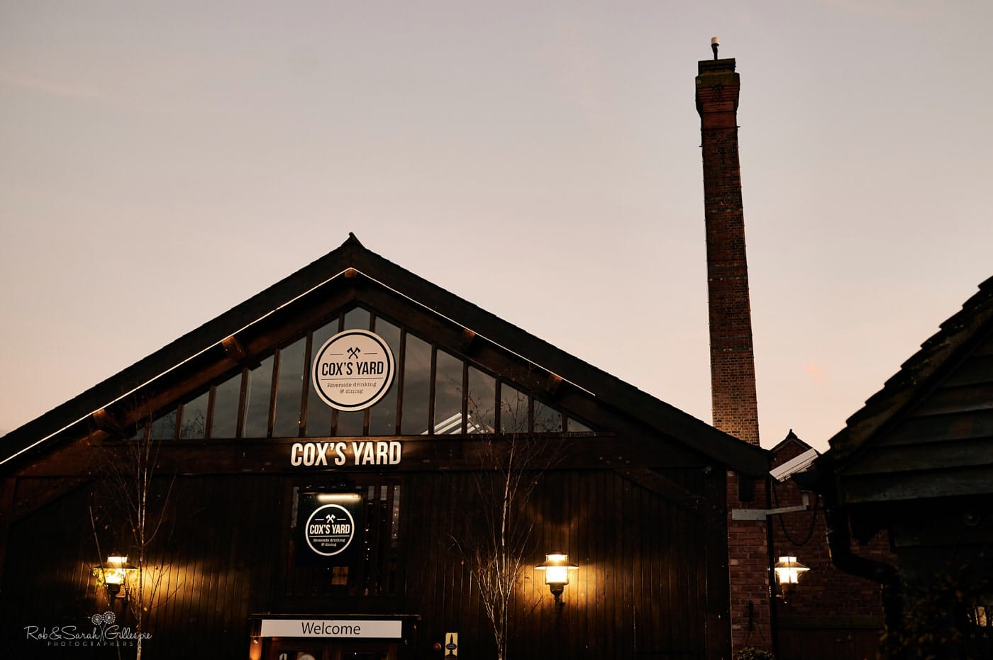 Cox's Yard in Stratford-upon-Avon