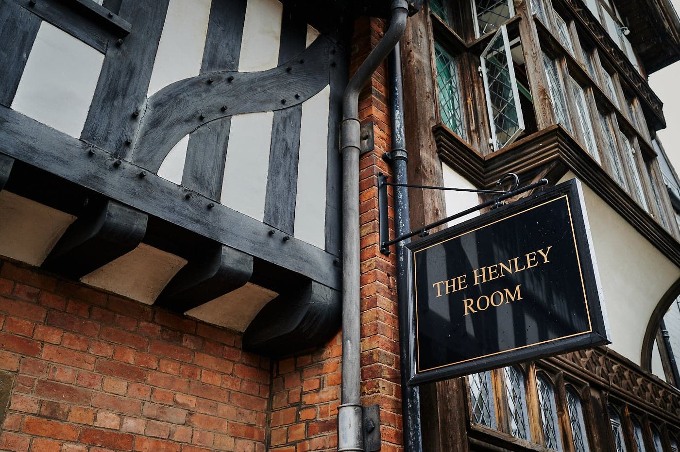 The Henley Room in Stratford-upon-Avon